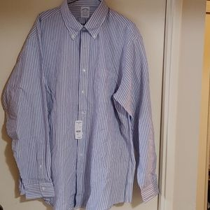 Brooks Brothers Shirt 171/2